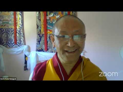 08 Sorting Out Tenets with Geshe Dadul Namgyal 09-21-20