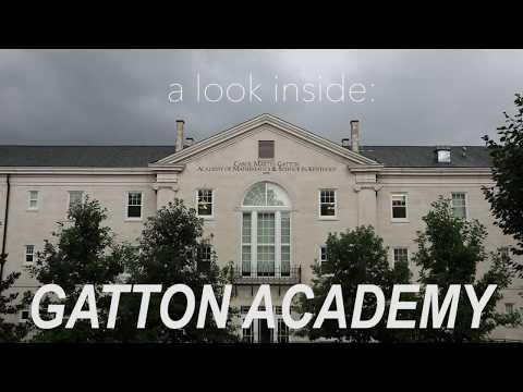 A rare look inside WKU's Gatton Academy