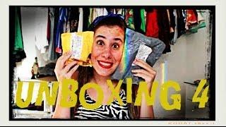Compras aliexpress - Unboxing #4 - Blush + Mini Tripé  | POR CAROL GOMES