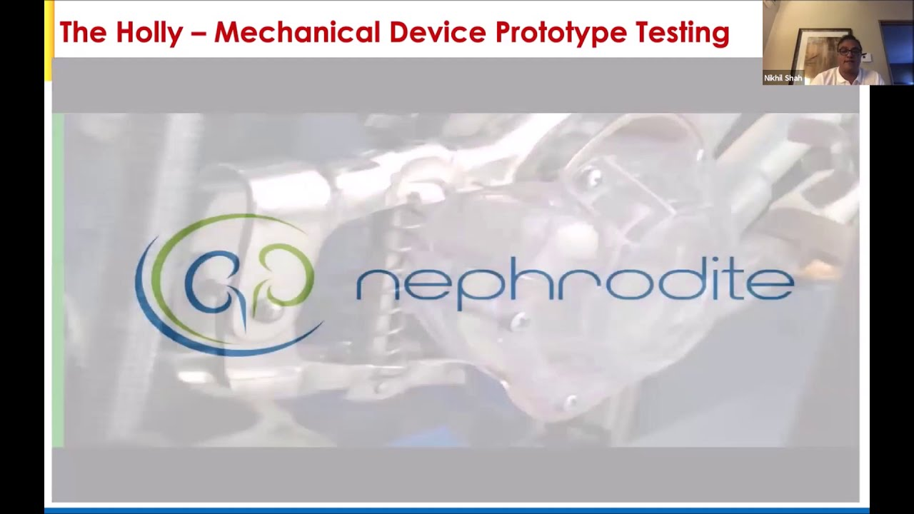 Nephrodite - Implantable continuous hemodialysis device