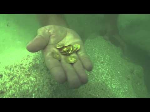 1715 Treasure Fleet Gold Coin Recovery