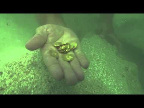 1715 Treasure Fleet Gold Coin Recovery