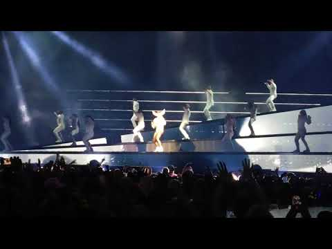 Lady Gaga - Bad Romance (Joanne World Tour Golden 1 Center Sacramento CA 8/15/07