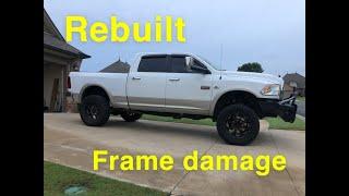 Dodge Ram 2500 Rebuild (part 1) (Copart)