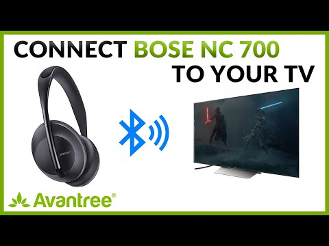 How To Watch TV With Bose 700 Headset