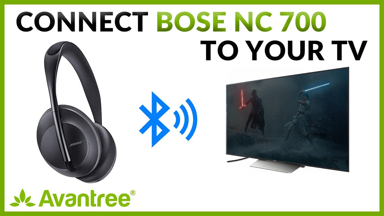 How To Watch Tv With Bose 700 Headset Youtube