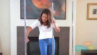 "Honey-can-do Gar-01702 80"" Dual-bar Adjustable Garment Rack Instruction Video"