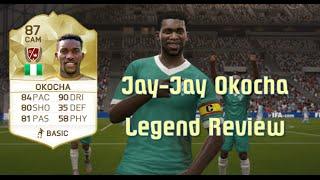 FIFA 16 - Jay-Jay Okocha - Legend Review