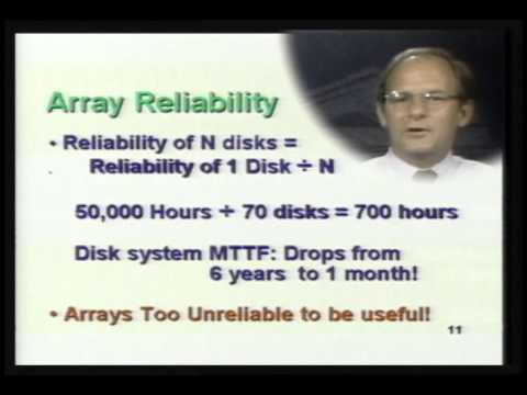 Terabytes, Teraflops, and Processors,  lecture by David Patterson