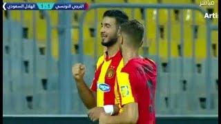 [ACC 2017, J3] EST vs Al-Hilal Saudi FC (2-1) - But de Haythem Jouini (58') 30-07-2017 [ON SPORT] 2017 Video