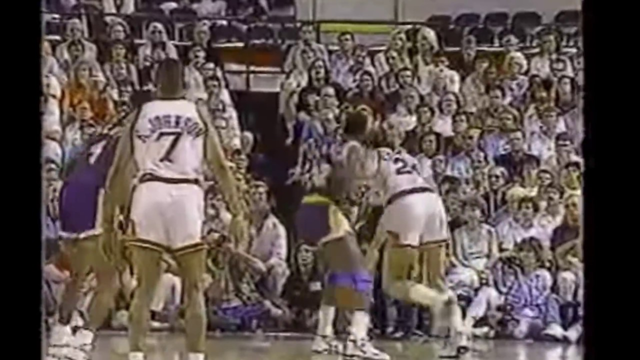 Tom Chambers Dunk Compilation