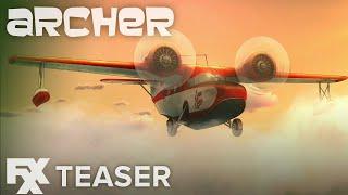 Archer | Season 9: PA Charm Teaser | FXX