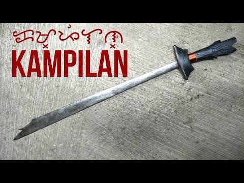 Kampilan (a Real Traditional Filipino Weapon)