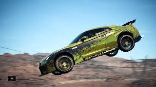 El mejor coche de  la modalidad de carrera de need for speed payback