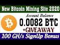 Bitcoin miner 2020 no fee legit miner mobile mining btc + payment proof