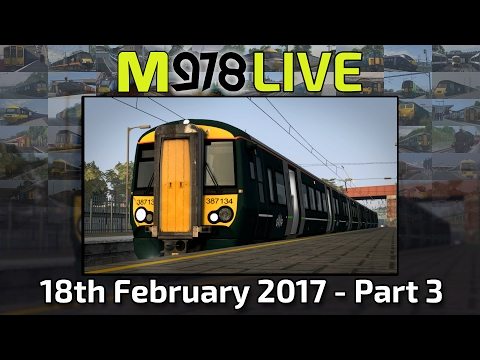 Well This Didn't Work... | TS2017 | M978 Live (18/2/17 Pt. 3)