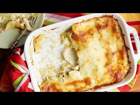 Pati Jinich - How To Make Enchiladas Suizas (Swiss Chicken Enchiladas)