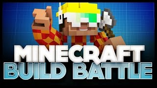 Minecraft -  Build Battle Mini-game - TEAM w/ ZaiLetsPlay