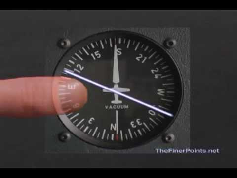 The Thumb Method for Holding - Flight Training Vdieo