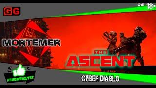 Обзор игры The Ascent. Cyber Diablo. Некст-Ген ИНДИ???
