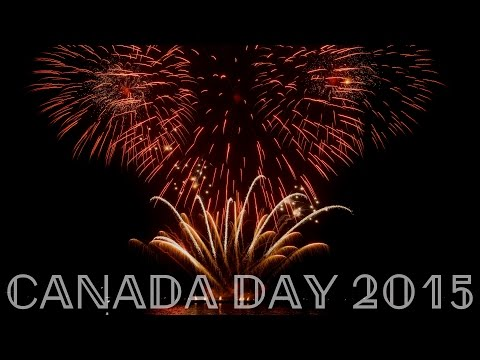 Canada Day 2015 - Harbourfront Centre Fireworks