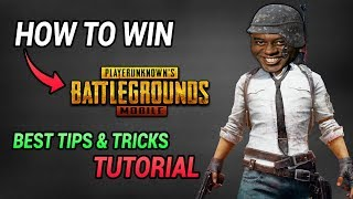 HOW TO WIN EVERY GAME | Secret Tips and Tricks | Best PUBG Mobile Tutorial
