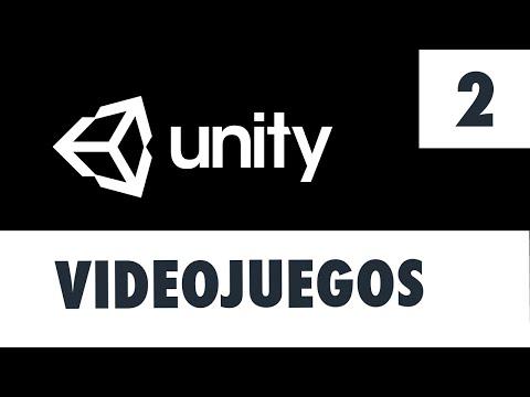2. Curso de Unity - Mi primer script: rotando un objeto