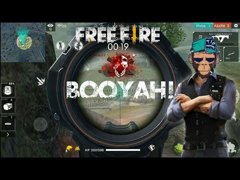 """Free Fire GamePlay - O Tão Esperado """"BOOYAH!"""" Finalmente Saiu"""