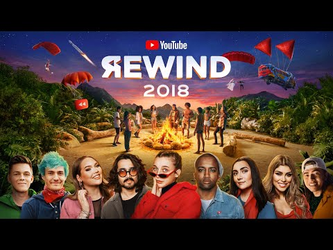 Digital Riggs - YouTube Rewind 2018