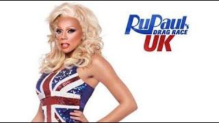 Rupaul's Drag Race UK!! Season 1 Cast, Judges and Challenges!! (Heavy Spoilers)