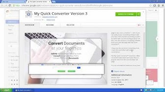 How to Remove My Quick Converter and Search Incognito extensions