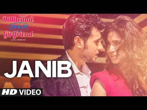'Janib (Duet)' Video Song | Dilliwaali Zaalim Girlfriend | Arijit Singh | Divyendu Sharma