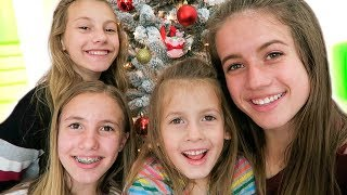 SURPRISING OUR PARENTS WITH CHRISTMAS