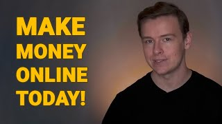 Make Money Online Fast Today - 5 Easy Ways To Make Free Money Online Fast From Home