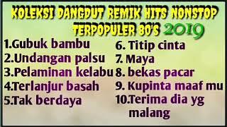 Download Koleksi dangdut remik nonstop terpopuler 80's terbaru 2019
