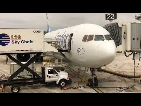 Condor Business Frankfurt to San Diego