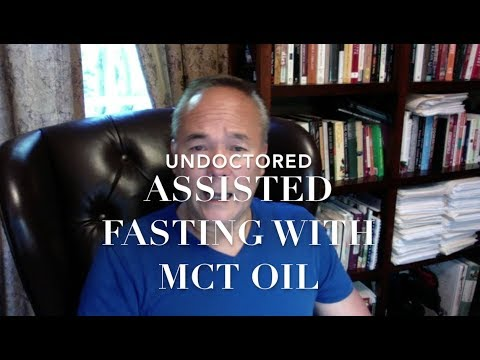 Assisted Fasting With MCT Oil
