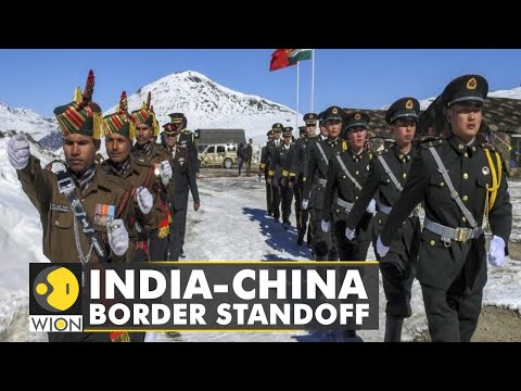 Tensions at the India-China border continue to grow   Latest English News   WION