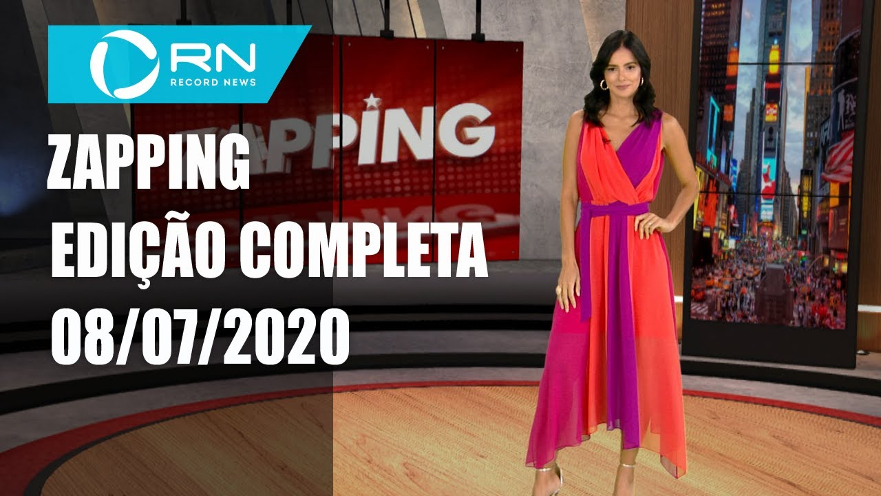 Zapping - 08/07/2020