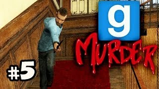 NEVER TRUSTED - Gmod Murder w/ Nova, Kevin & Immortal Ep.5