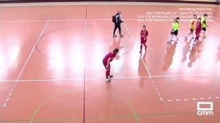 DIRECTO: Viaxes Amarelle FSF - Almagro FSF. Playoff a 1ª Fútsal Femenino. Castilla - La Mancha Media