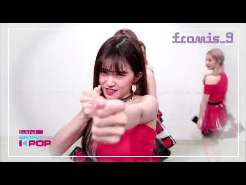 [Simply K-Pop] fromis_9(프로미스나인) Lovely Girls' Heart relay makes me DKDK💕 이렇게 예쁜 하트 날리기 본 적 있는 분⁉