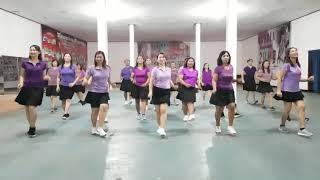 Kau Bukan Tercipta Untukku/line Dance~beginner/gdc Merauke