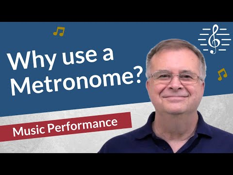 Practicing with the Metronome - Music Performance