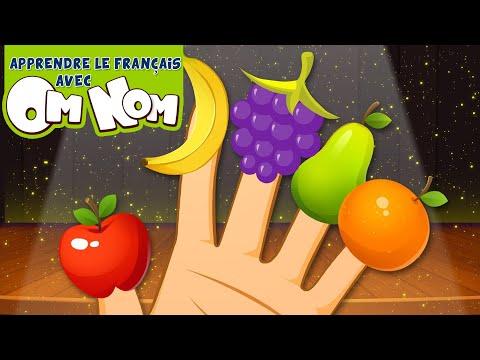 Famille Des Doigts Des Fruits Et D'Autres   Chansons Pour Les Enfants