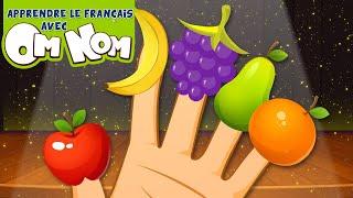 Famille Des Doigts Des Fruits Et D'Autres | Chansons Pour Les Enfants