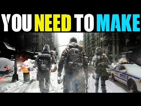 """THE ONLY BUILD YOU NEED FOR NEW """"STRIKE"""" GLOBAL EVENT... (THE DIVISION)"""