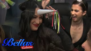 Nikki's bachelorette party turns into a unicorn moment! | Total Bellas Exclusive