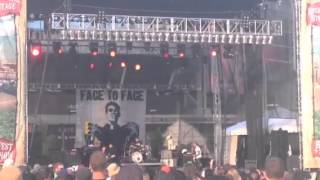 Bright Lights Go Down - Face To Face - Riot Fest Denver 9/2