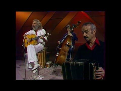 Georges Moustaki & Astor Piazzolla - Le tango de demain (1976)